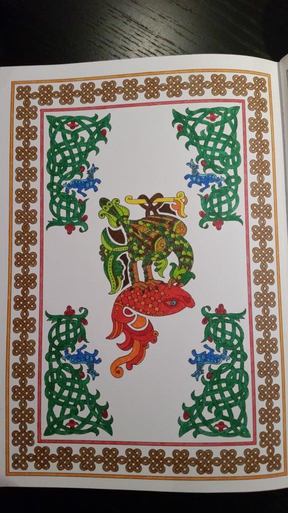 Keltiska mönster #3