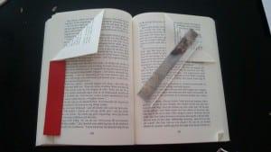 Pyssel av bok del 3. Steg 2