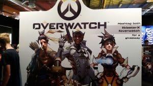 Dreamhack Summer 2016, Bild 1, Overwatch, Sengorin, Qraze, Luckan