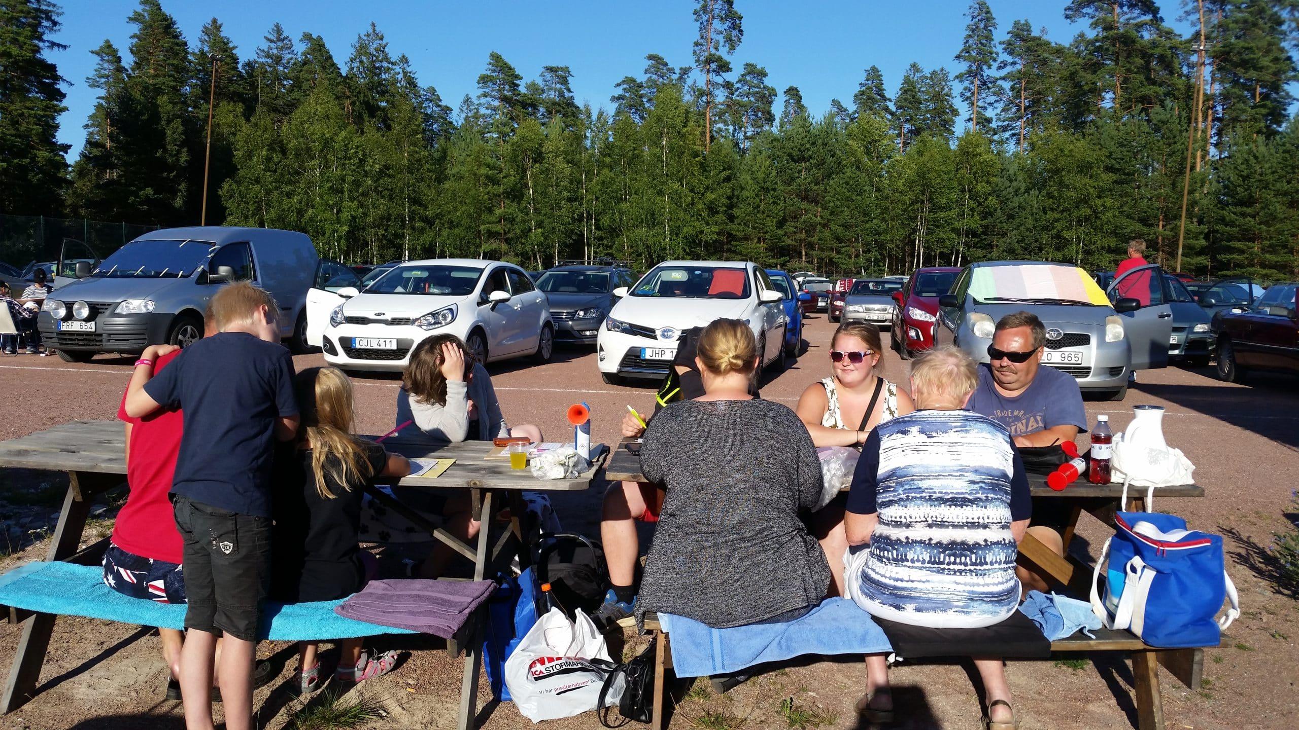 Vår semester i Skåne - Bilbingo