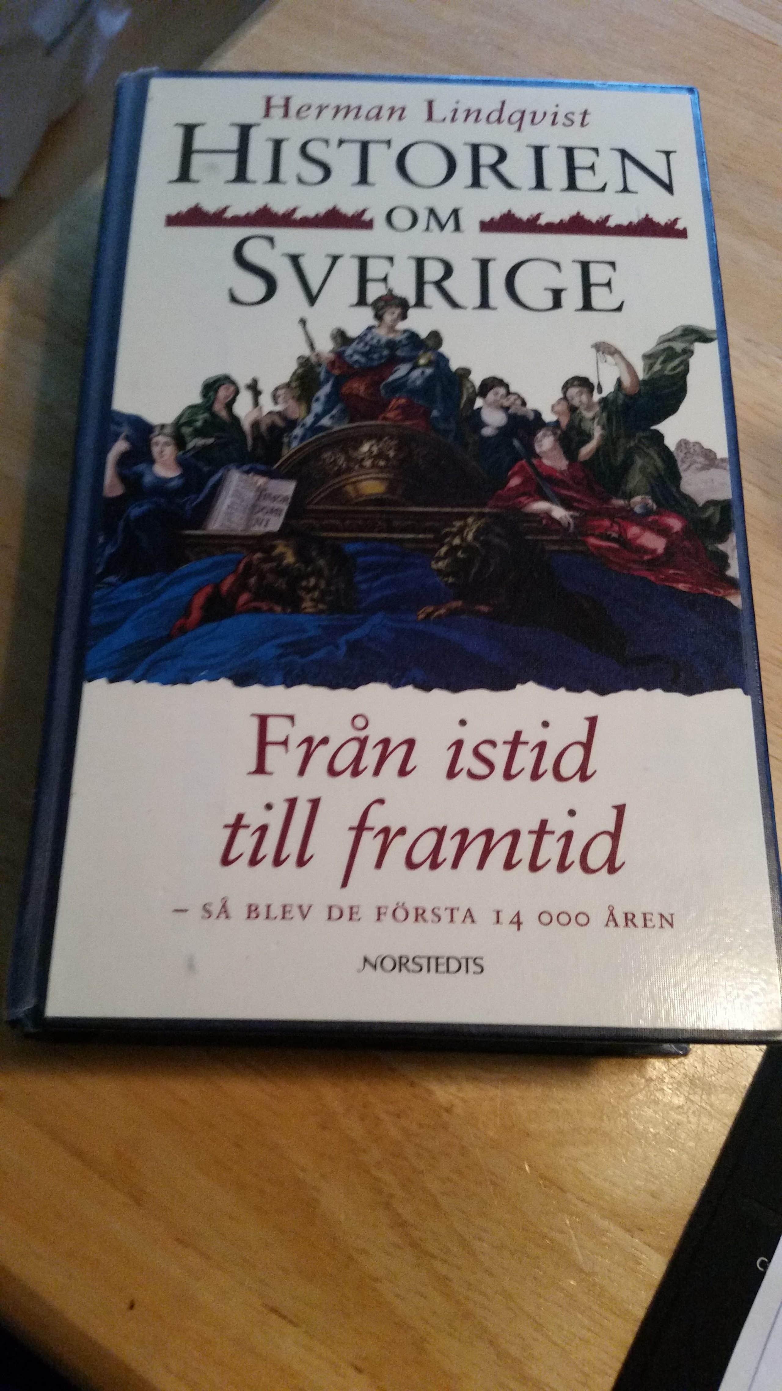 Historien om Sverige