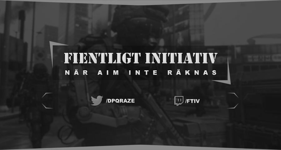 Fientligt Initiativ kommer till Dreamhack Winter 2016
