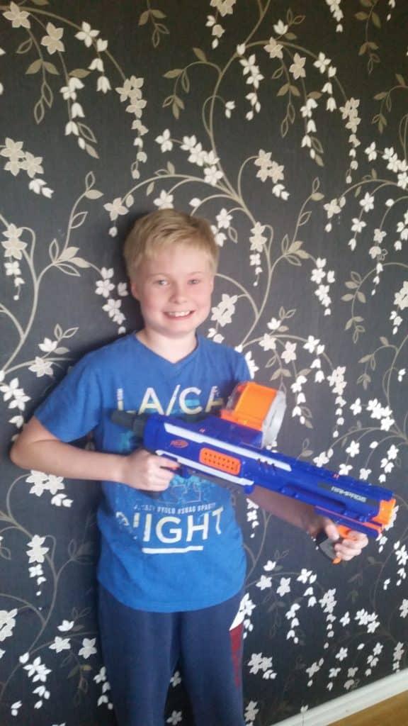 Lukas 11 år
