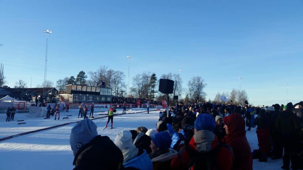 Världscupen i Ulricehamn dag 1, fristil