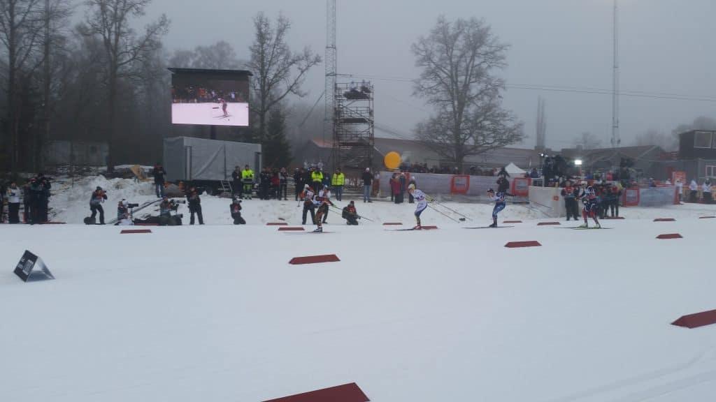 Världscupen i Ulricehamn dag 2, stafett
