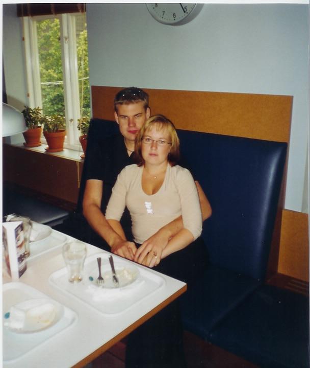 16 år tillsammans