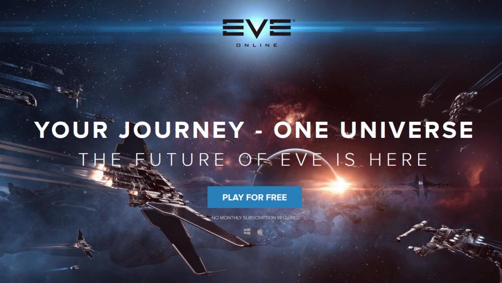 EVE Online - Spelet för riktiga män