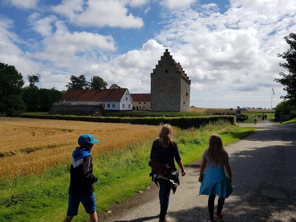 Semestern i Skåne 2017