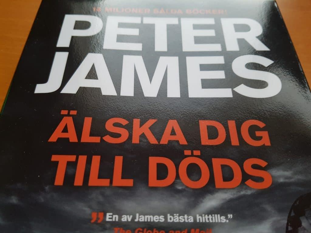 Peter James - Älska dig till döds