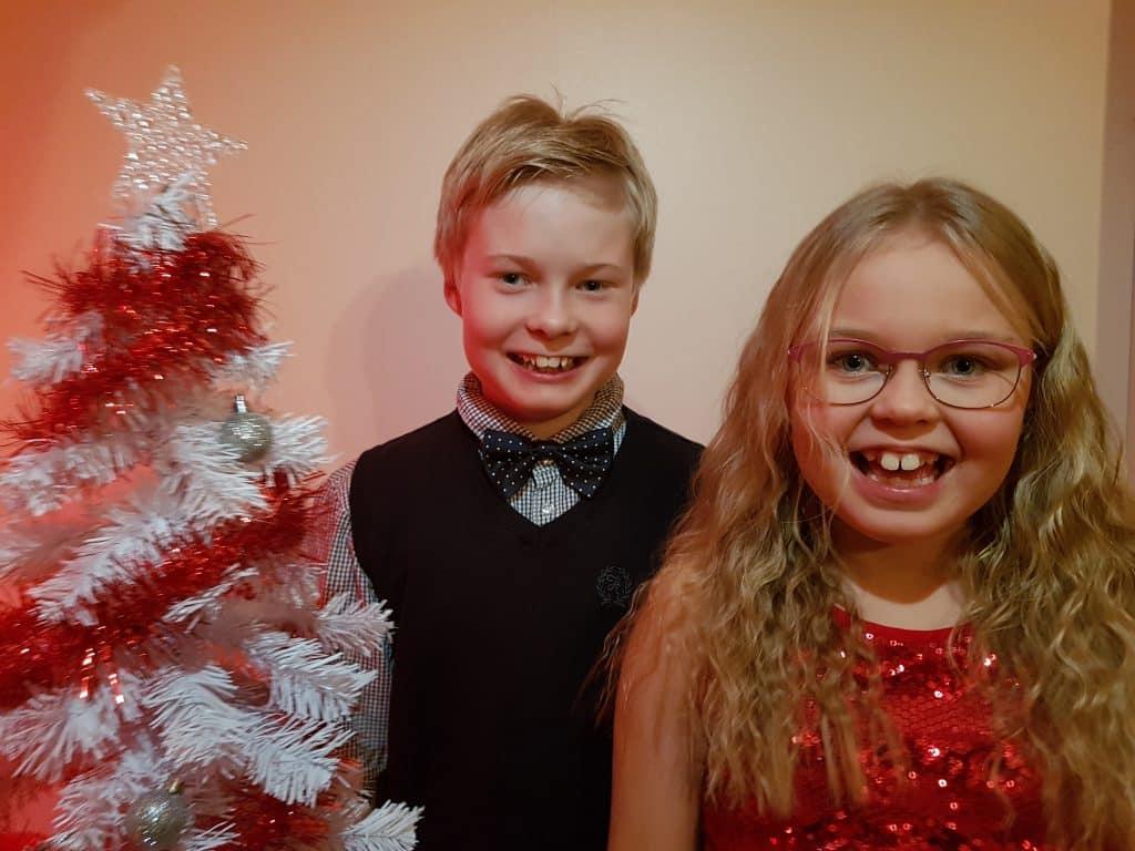 God Jul 2017, Min Stora Dag