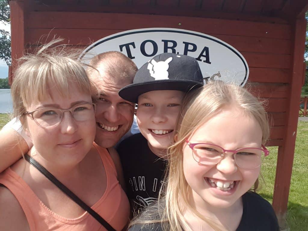 Om familjen Persson