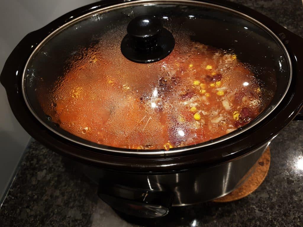 Slow cooker recept