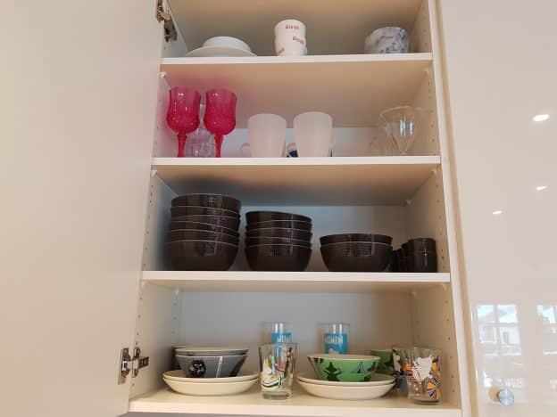 Organisera i ett kök