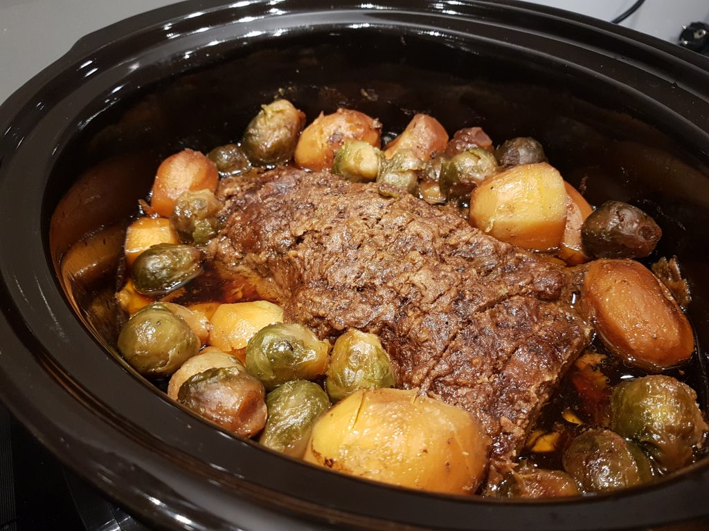 Slow cooker recept
