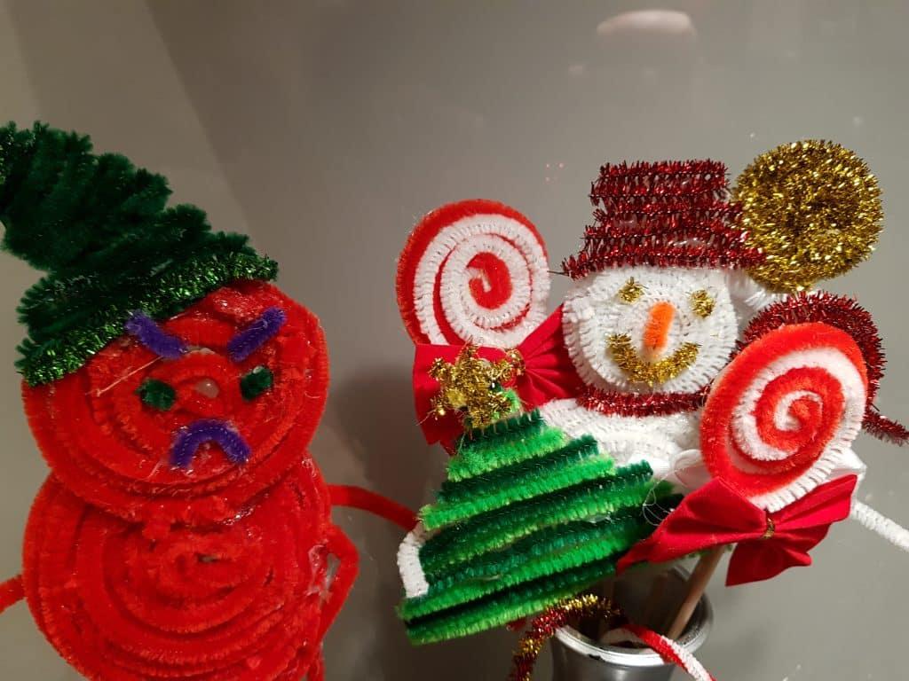 Julpyssel som är enkelt för barn